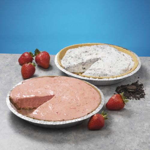 Dairee Delite Ice Cream and Frozen Yogurt Pies